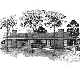 House Plan #146-2525