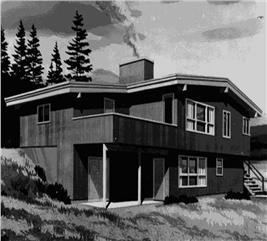House Plan #146-2555