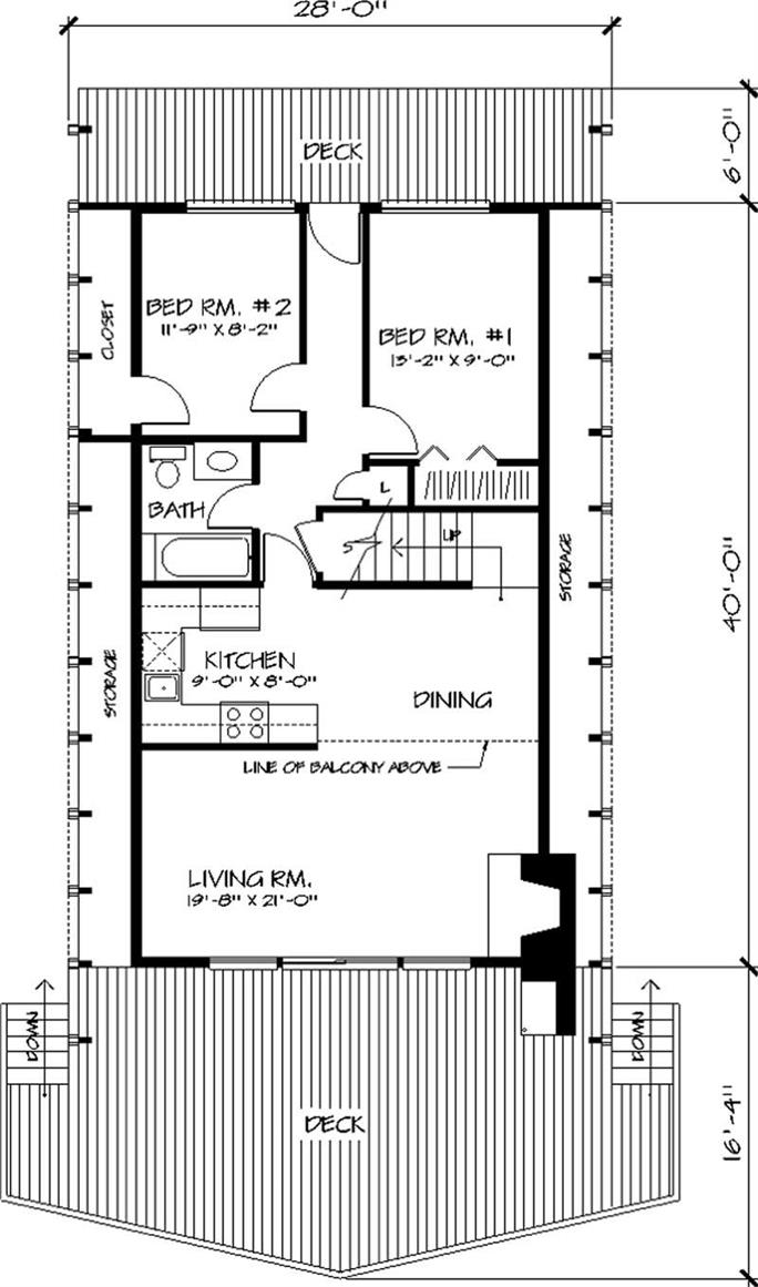 a frame homeplans home design ls h 6