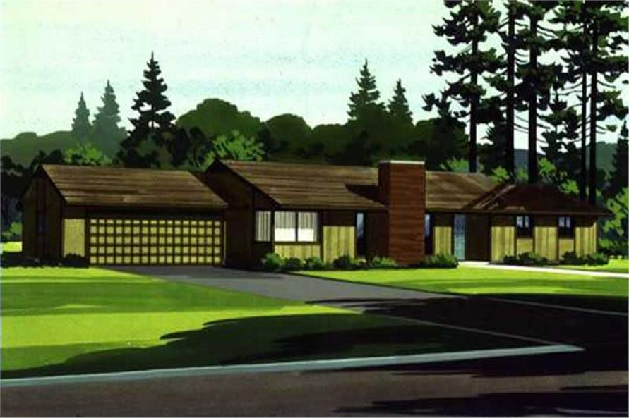 Color Rendering to these homeplans