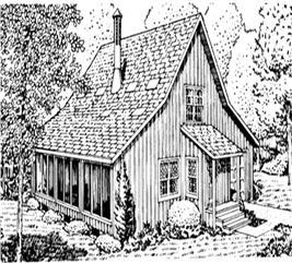 House Plan #146-2605