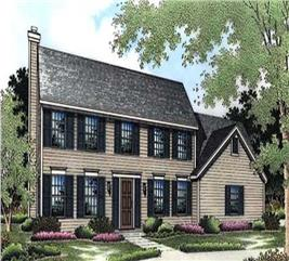House Plan #146-2607