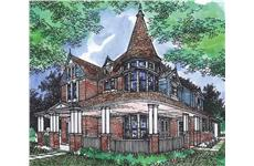 Main image for house plan # 21297