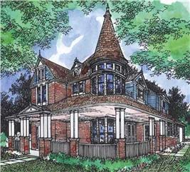 House Plan #146-2614