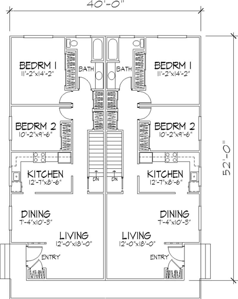 Floor Plan LS-H-52752