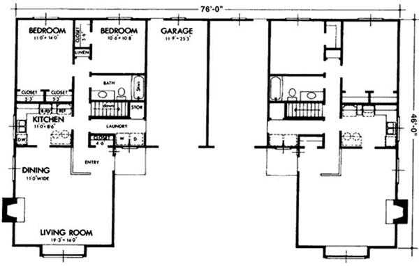 Floor Plan LS-H-58962