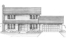 Main image for house plan # 21243