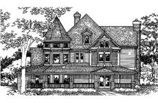 Main image for house plan # 21292