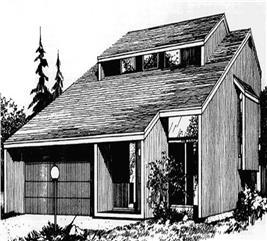 House Plan #146-2675