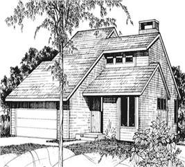 House Plan #146-2705