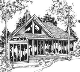 House Plan #146-2710