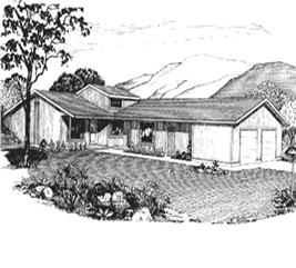 House Plan #146-2732