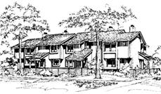 Main image for house plan # 21474