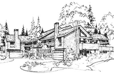 Main image for house plan # 21472