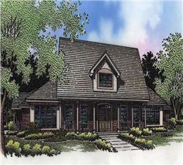 House Plan #146-2753