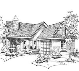 House Plan #146-2757