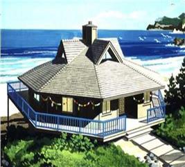 House Plan #146-2776