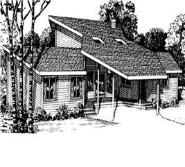 House Plan #146-2779
