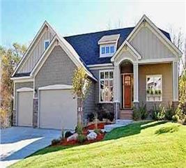 House Plan #146-2784