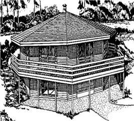 House Plan #146-2788