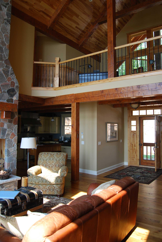 4 Bedroom House Plans Open Floor