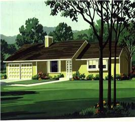 House Plan #146-2823