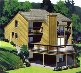House Plan #146-2830