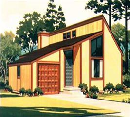 House Plan #146-2836