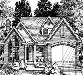 House Plan #146-2868