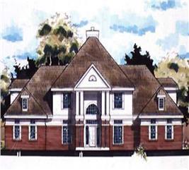 House Plan #146-2907