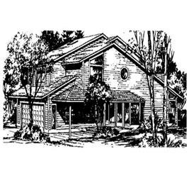 House Plan #146-2930