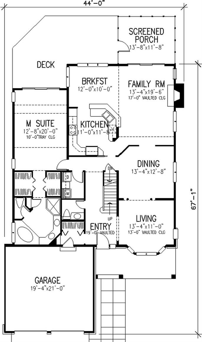 100 Icf Floor Plans Traditional Style House Plan 3