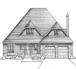 House Plan #146-2944