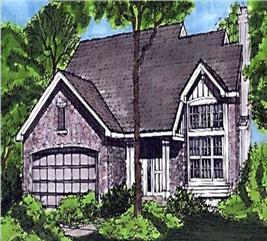 House Plan #146-2952