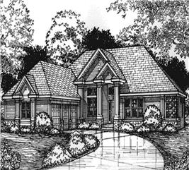 House Plan #146-2974