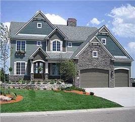 House Plan #146-3004