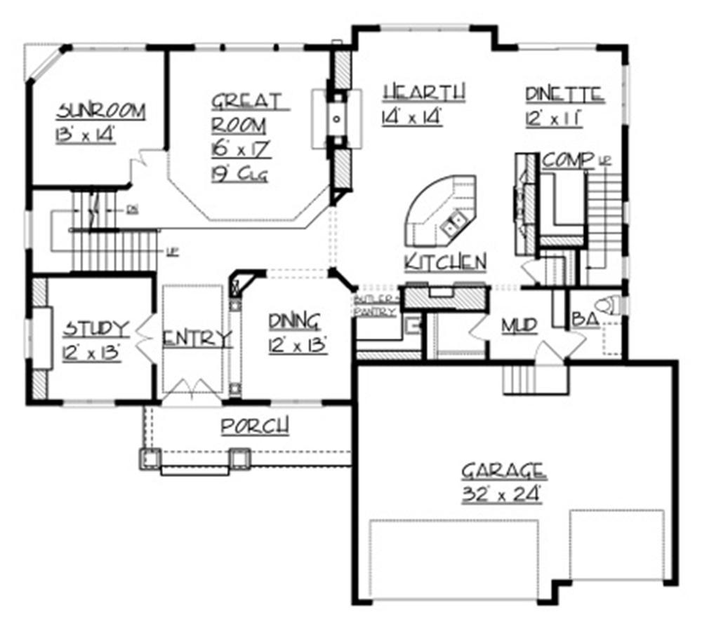 146-3004 1st floor