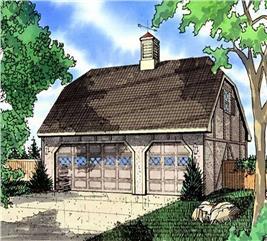 House Plan #147-1016