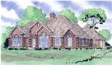 Main image for house plan # 19625