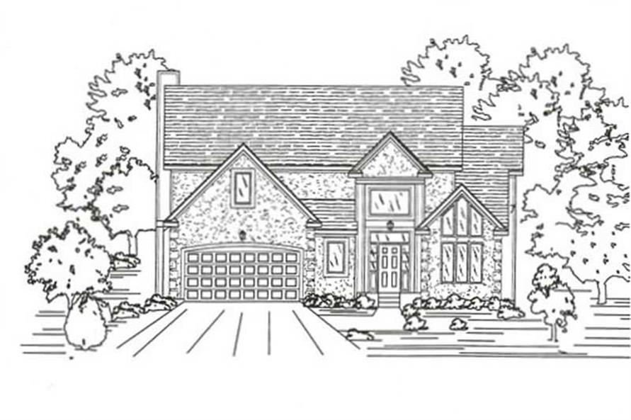 House Plan #147-1109