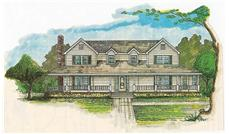 Main image for house plan # 19622