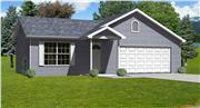 View house Plan#148-1021