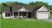View house Plan#148-1029