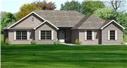 View house Plan#148-1032