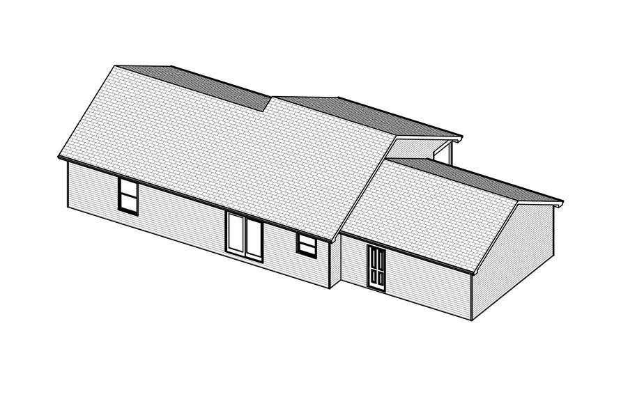 Home Plan 3D Image