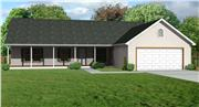 View house Plan#148-1051