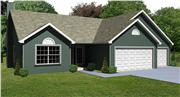 View house Plan#148-1071