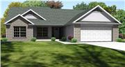 View house Plan#148-1091