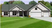 View house Plan#148-1094
