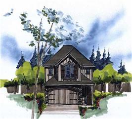 House Plan #149-1001